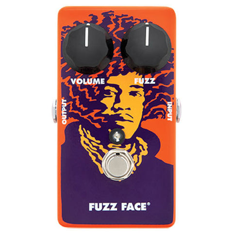 Dunlop JHM1 70th Anniversary Fuzz Face Pedal
