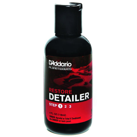 D'Addario Planet Waves Restore Deep Cleaning Cream Polish