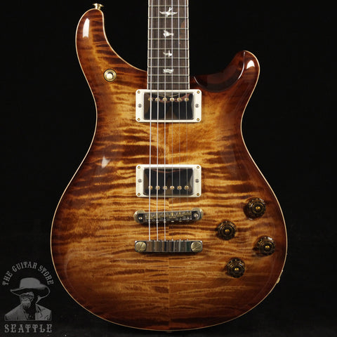 Paul Reed Smith McCarty 594 Wood Library 10 Top Flame Brazilian Rosewood Copperhead Burst 243009