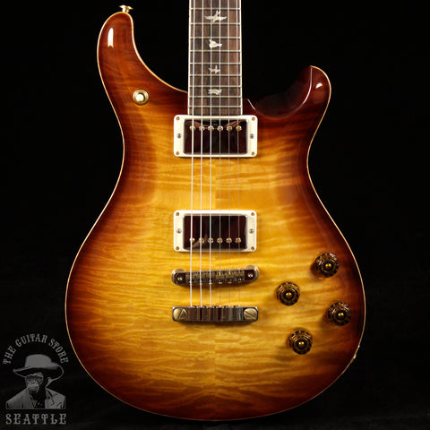 Paul Reed Smith McCarty 594 Wood Library 10 Top Flame Livingston Lemondrop 243386