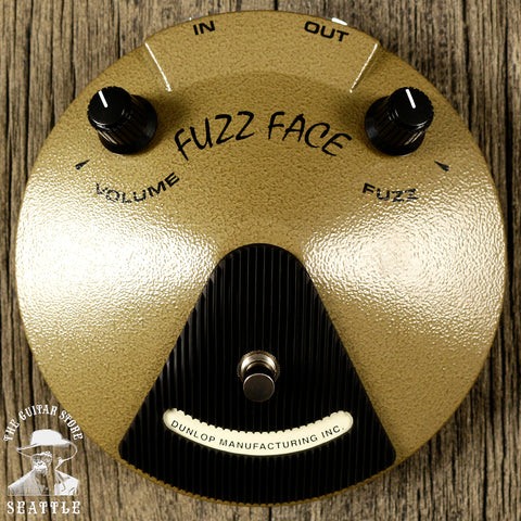 Dunlop EJF1 Eric Johnson Fuzz Face Distortion Pedal