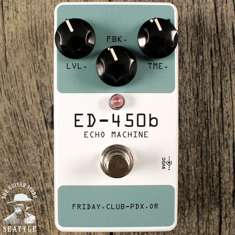 Friday Club ED-450b Echo Machine Delay Pedal