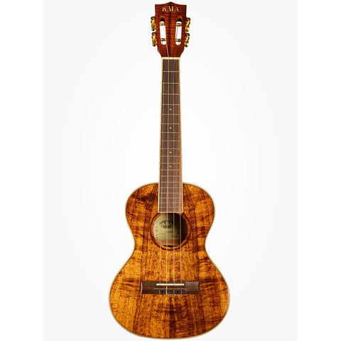 Kala Hawaiian Koa Tenor Gloss Ukulele