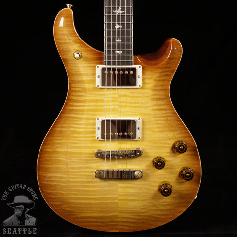 Paul Reed Smith McCarty 594 Wood Library 10 Top Flame Brazilian Rosewood Livingston Lemondrop 243997