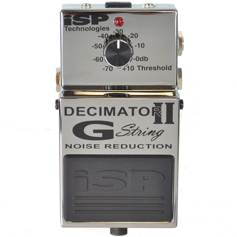 ISP Decimator II G-String Noise Reduction Pedal