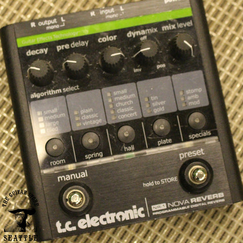 Used TC Electronic NR-1 Nova Reverb