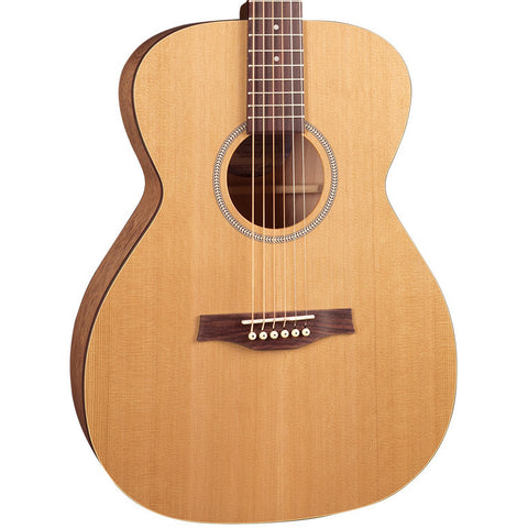 Seagull S6 Original Concert Hall Wild Cherry Cedar Natural Semi-Gloss Acoustic with Gig Bag