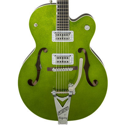 Gretsch G6120SH Pro Brian Setzer Hot Rod Green Sparkle 2400115890