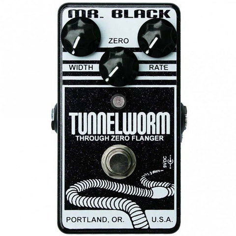 Mr. Black TunnelWorm Through-Zero Flanger