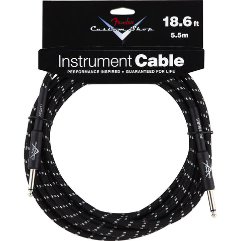 Fender Custom Shop Performance Series 18.6 Foot Instrument Cable