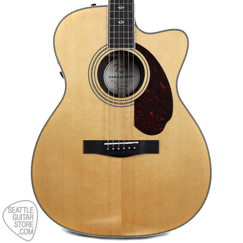 Fender Paramount Deluxe Triple-O Natural 0960271221