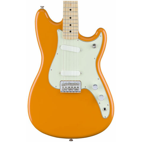 Fender Duo Sonic Capri Orange 0144012582
