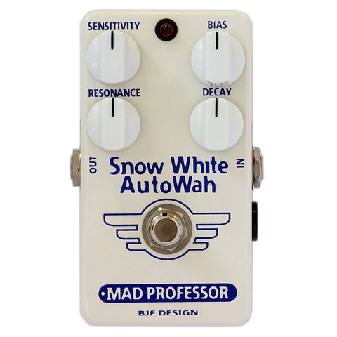 Mad Professor Snow White Auto Wah Pedal