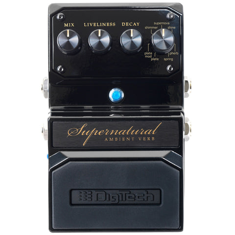 Digitech Supernatural Reverb