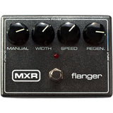 MXR M117R Flanger with 2 FREE Patch Cables