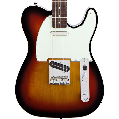 Squier Classic Vibe Telecaster Custom Three Tone Sunburst 0303030500