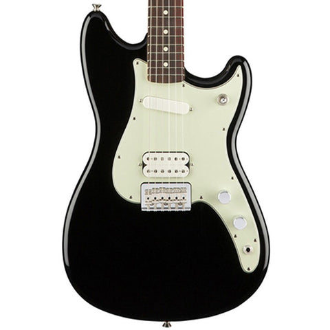 Fender Duo Sonic Electric Guitar - Black 0144020506