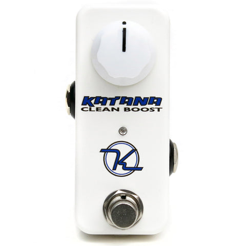 Keeley Mini Katana Clean Boost Pedal B-Stock