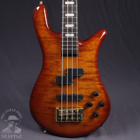 Spector Euro4LX Ultra Amber Gloss
