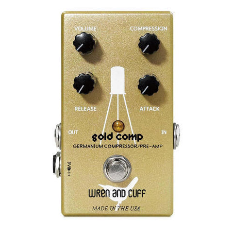 Wren and Cuff Gold Comp Compressor