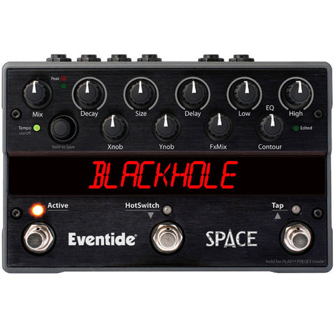 Eventide Space Reverb & More