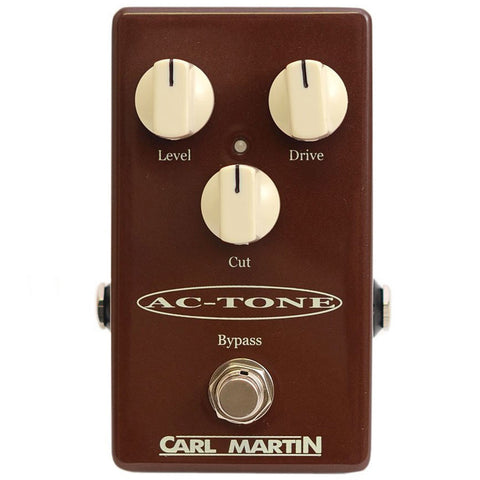 Carl Martin AC-Tone Single-Channel Overdrive