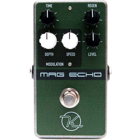 Keeley Magnetic Echo/Delay Pedal B-Stock