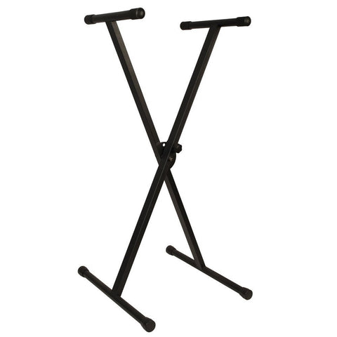 Guardian SK-500 Deluxe Keyboard Stand Black