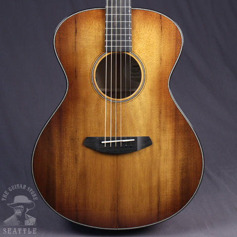 Breedlove Oregon Concert Special Edition Bourbon Burst Acoustic Electric