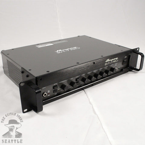 Used Ampeg SVT-7 Pro Bass Amplifier Head