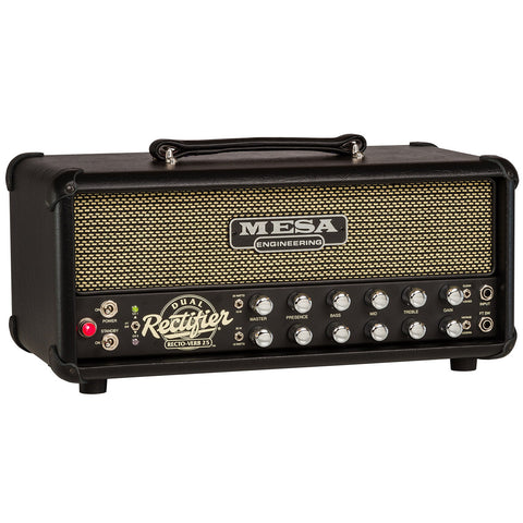 Mesa Boogie Recto-Verb 25 Head Cream & Black Weave