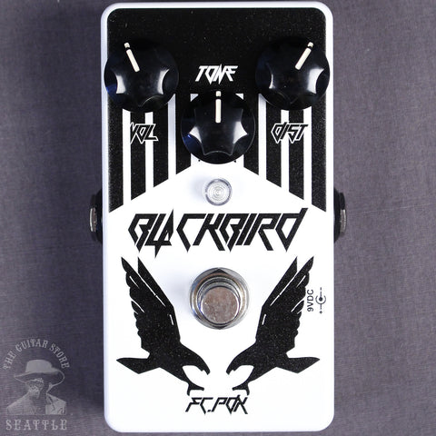 Friday Club The BlackBird Overdrive Pedal