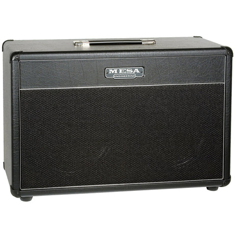 Mesa Boogie Lone Star 2x12 Cabinet Black