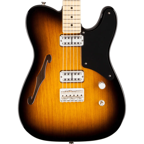 Fender Cabronita Thinline Telecaster Two Tone Sunburst 0145502303