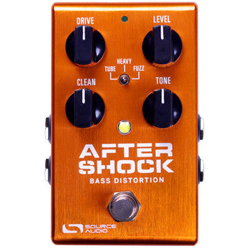 Source Audio One Series Aftershock Bass Distortion