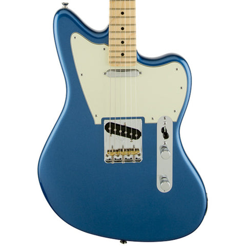 Fender Limited Edition American Standard Offset Telecaster Maple Fingerboard Lake Placid Blue Electric Guitar 0171504702
