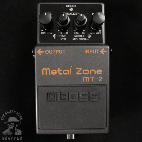 Fromel Modified Boss MT-2 Metal Zone