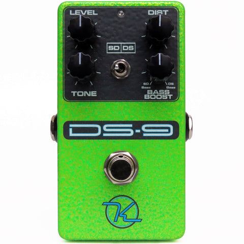 Keeley DS-9 Distortion Pedal B-Stock