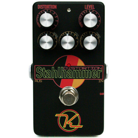 Keeley Stahlhammer Distortion Pedal B-Stock