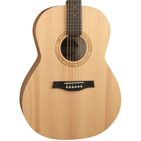 Seagull Excursion Folk Wild Cherry Solid Spruce Natural