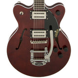 Gretsch G2655T Streamliner Center Block Jr. with Bigsby Walnut Stain 2800400517