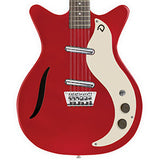 Danelectro '59 Vintage Twelve String Red Metallic Electric Guitar