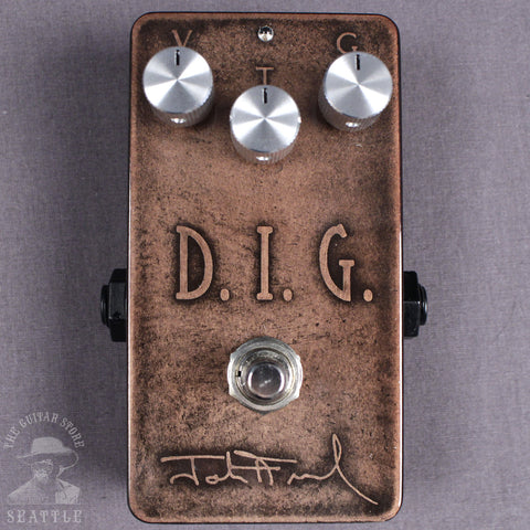 Fromel D.I.G. Low Gain Overdrive