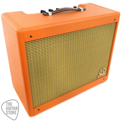 "Golden Phi Gold Nugget 18W 1x12"" Combo Orange & Gold"
