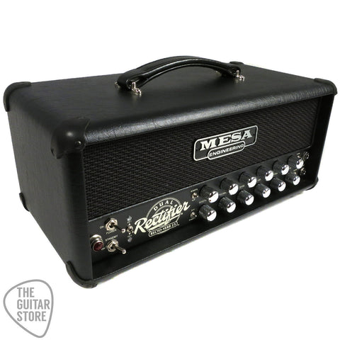 Mesa Boogie Recto-Verb 25 Head Black Jute Grille