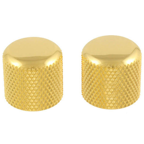 Allparts Gold Dome Knobs