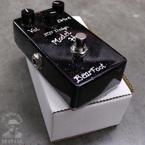 Used Bearfoot FX Model H Overdrive & Distortion
