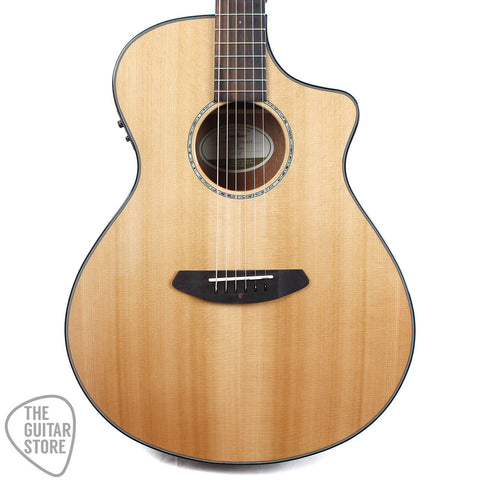 Breedlove Pursuit Concert Mahogany Cedar Acoustic Guitar