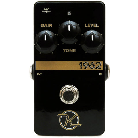 Keeley 1962 British Overdrive Pedal B-Stock