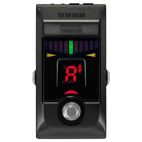 Korg PitchBlack Chromatic Tuner Pedal